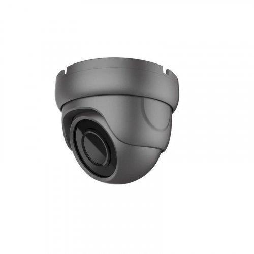 IP видеокамера 5 Мп уличная/внутренняя SEVEN IP-7215PA black (2.8 мм)