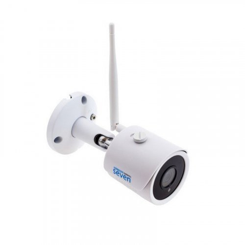 Уличная беспроводная WI-FI IP Камера 5Мп SEVEN IP-7225W (3,6 мм)