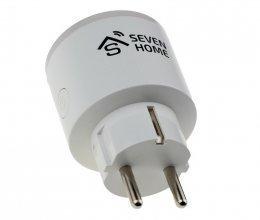 Умная WiFi розетка SEVEN HOME S-7040