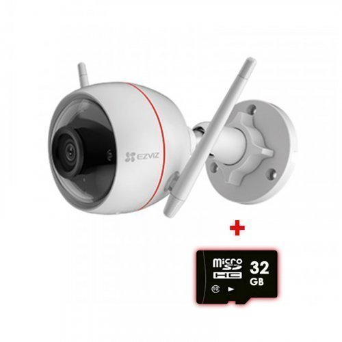 Уличная WI-FI IP камера с активным отпугиванием 4Мп Ezviz CS-C3W (2.8 мм)