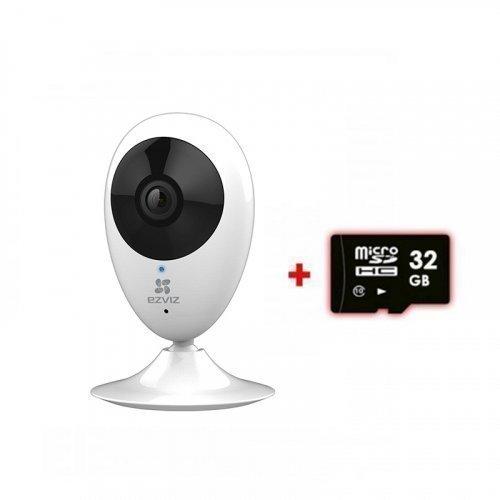 Кубическая внутренняя Wi-Fi IP камера 2Мп Ezviz CS-C2C