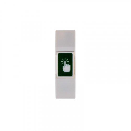 Кнопка выхода пластиковая накладная SEVEN K-783