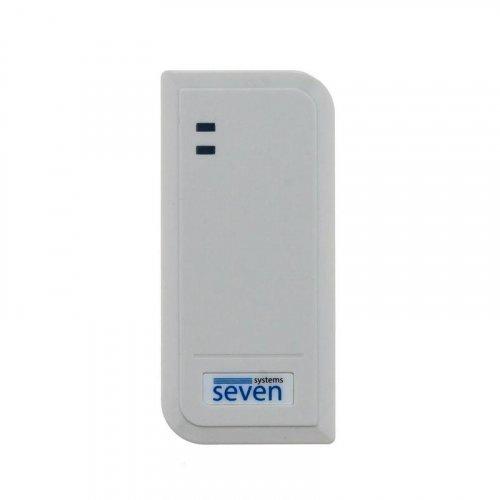 Контроллер + считыватель SEVEN CR-772w MIFARE