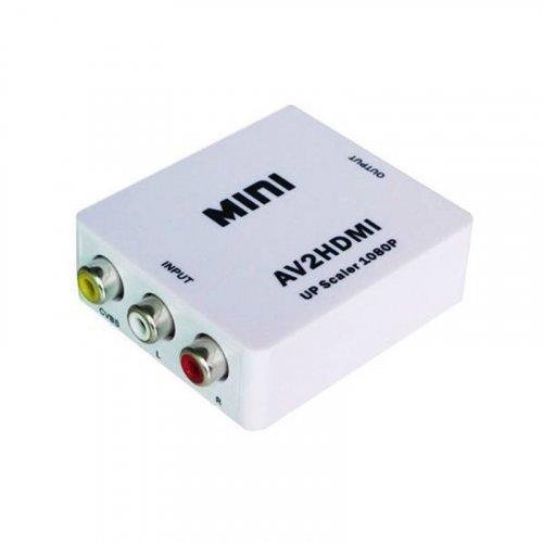 Конвертер ATIS mini AV-HDMI