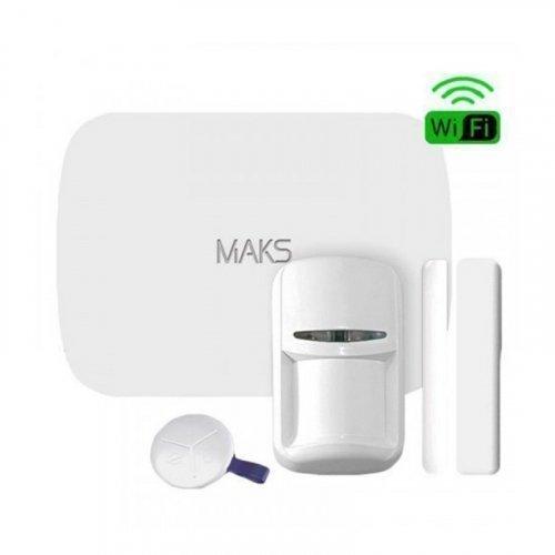 Комплект беспроводной охранной сигнализации MAKS PRO Wi-Fi S