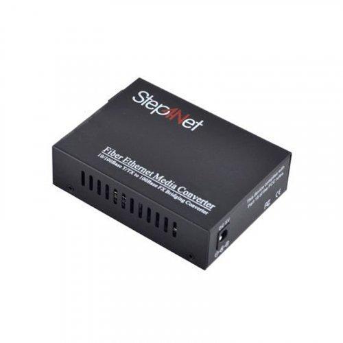 Медиаконвертер Step4Net MC-A-0,1-1SM-1310nm