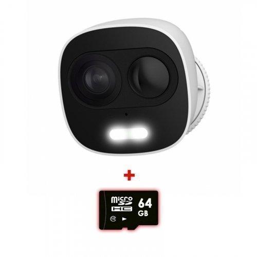 Уличная Wi-Fi IP Камера 2Мп IMOU LOOC с прожектором (IPC-C26EP-V2)