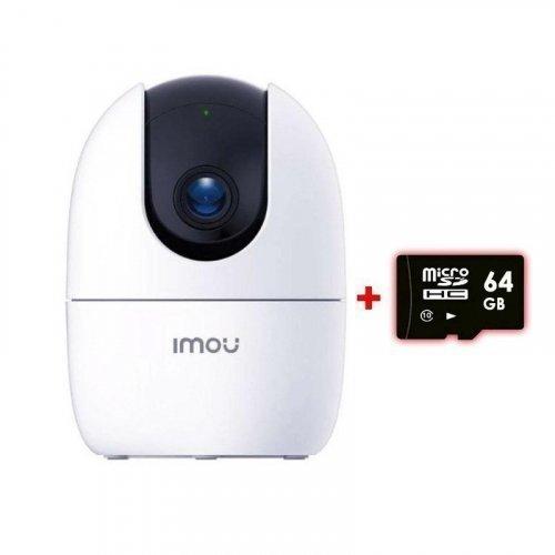 Поворотная Wi-Fi IP Камера IMOU Ranger 2 (IPC-A22EP-A)