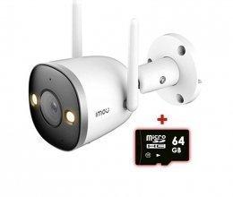 2 Мп Wi-Fi IP-видеокамера Imou Bullet 2S (IPC-F26FP)