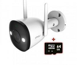 4 Мп Wi-Fi IP-видеокамера IMOU (F42FEP)