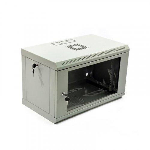 Серверный шкаф Hypernet 6U 600 x 500 x 373 UA-MGSWL65G