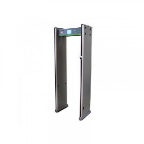 Арочный металлодетектор с измерением температуры ZKTeco ZK-D3180S(TD)