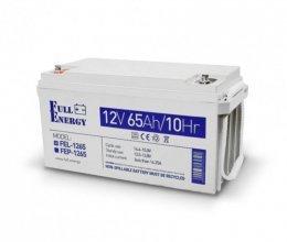 Full Energy FEL-1265 12В 65 Ач для ИБП