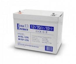 Full Energy FEL-1270 12В 70 Ач для ИБП