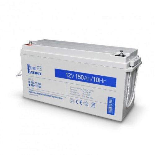 Full Energy FEL-12150 12В 150 Ач для ИБП