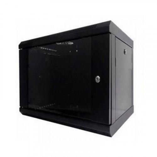 Шкаф серверный Hypernet 9U 600 x 450 WMNC-9U-FLAT-BLACK