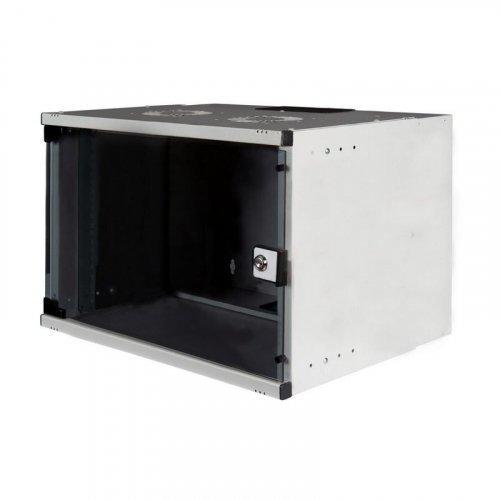 Шкаф серверный Hypernet 9U 540 x 400 WMNC-40-9U-SOHO-FLAT