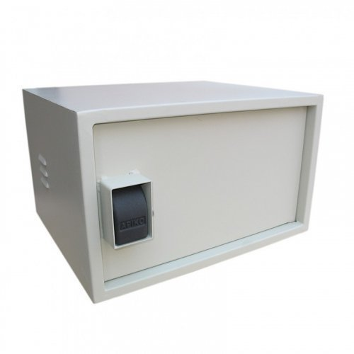 Шкаф VAGOS Super AntiLom 7U-1.5 530 х 320 х 450 мм с крабовым замком