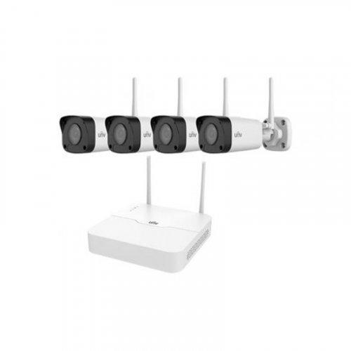 Комплект видеонаблюдения Uniview KIT/NVR301-08LS2-W/4*IPC2122LR3-F40W-E