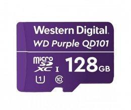 Карта памяти Western Digital MEMORY MICRO SDXC QD101 128GB UHS-I WDD128G1P0C WDC