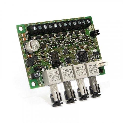 Оптоволоконный конвертер данных Satel INT-FI
