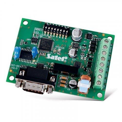 Модуль интерфейса RS-232 INT-RS Plus для интеграции систем INTEGRA и INTEGRA Plus