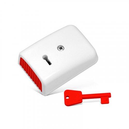 Тревожная кнопка Satel PNK-1 с механической памятью и герконом