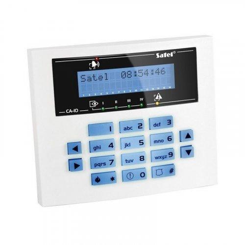 Клавиатура ЖКИ Satel CA-10 BLUE-L