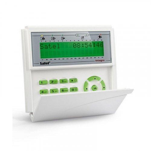 Клавиатура ЖКИ Satel INT-KLCDR-GR