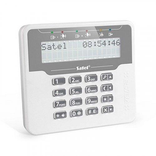 Клавиатура ЖКИ Satel VERSA-LCDM-WH