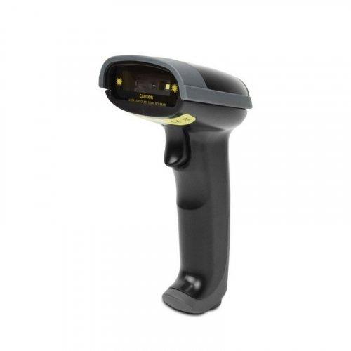 Беспроводной сканер 1D и 2D штрихкодов светодиодный ZKTeco ZKB202