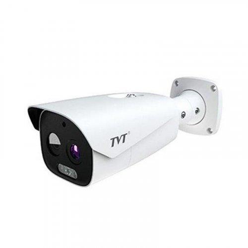 IP видеокамера тепловизионная TVT TD-5433E (FT / PE / VT1)