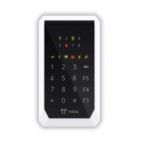 Сенсорная клавиатура K-PAD4 для управления охранной системой Orion NOVA II