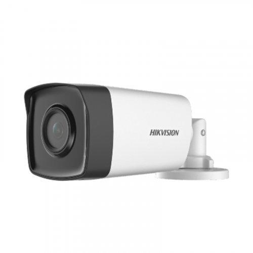 Уличная THD видеокамера 2Мп Hikvision DS-2CE17D0T-IT5F(C)6 мм