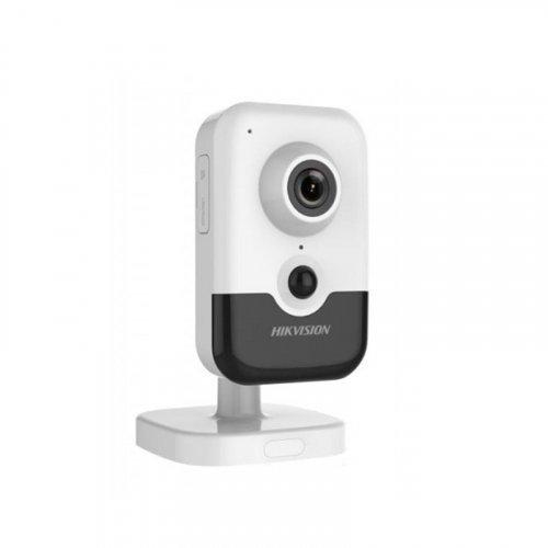 Кубическая WI-FI IP Камера 4Мп Hikvision DS-2CD2443G0-IW(W)