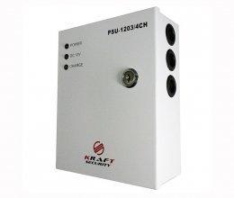 Блок питания импульсный Kraft PSU-1203LED/4CH