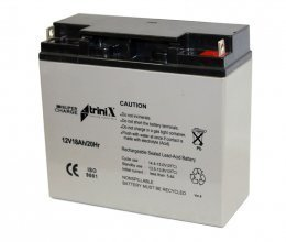 Аккумулятор SuperCharge Trinix 18 Ач, 12 В