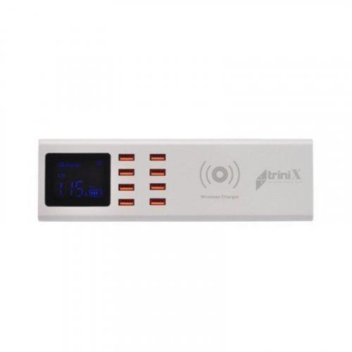 Зарядное устройство Trinix USB YC-CDA23W на 8 портов