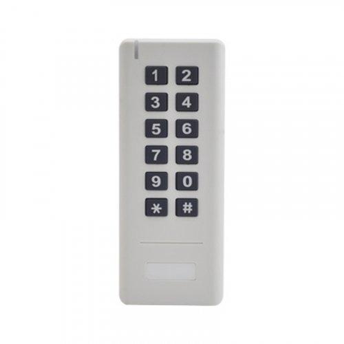 Кодовая клавиатура TriniX TRK-2201WR Black/White пластик