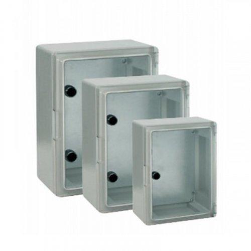 Электрощит Trinix  из АВС с прозрачной дверцей, 210x280x130