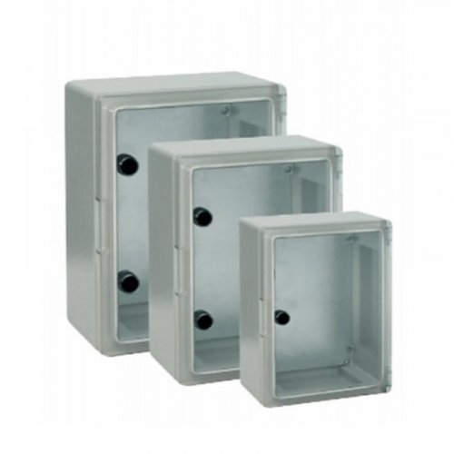 Электрощит из АВС с прозрачной дверцей, Trinix 300x400x165