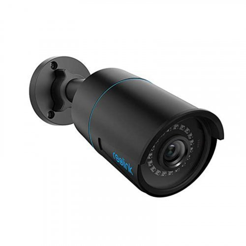 5Мп цилиндрическая IP камера с функцией обнаружения и PoE Reolink RLC-510A Black