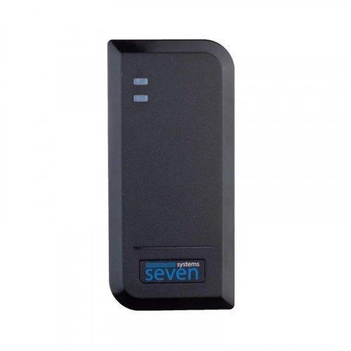 Распродажа! Контроллер + считыватель SEVEN CR-772b MIFARE