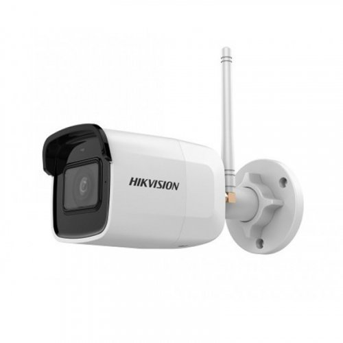 Wi-Fi IP Камера с микрофоном 4Мп Hikvision DS-2CD2041G1-IDW1(D) (2.8 мм)