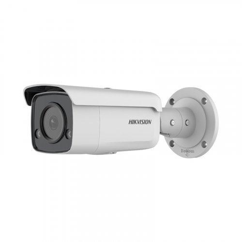 IP Камера с записью на карту памяти 4Мп Hikvision DS-2CD2T47G2-L (C) 4 мм