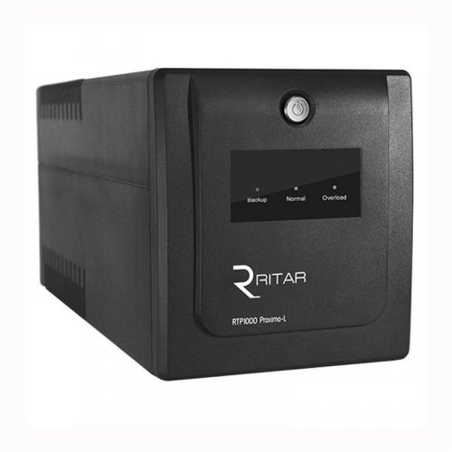 ИБП Ritar RTP1000 (600W) Proxima-L