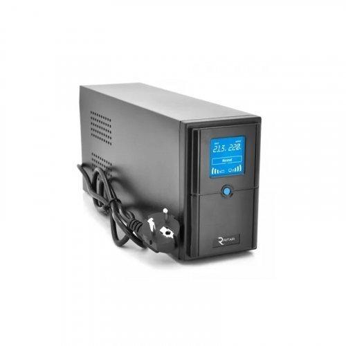 ИБП Ritar E-RTM650 (390W) ELF-D
