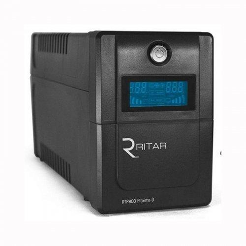 ИБП Ritar RTP800 (480W) Proxima-D
