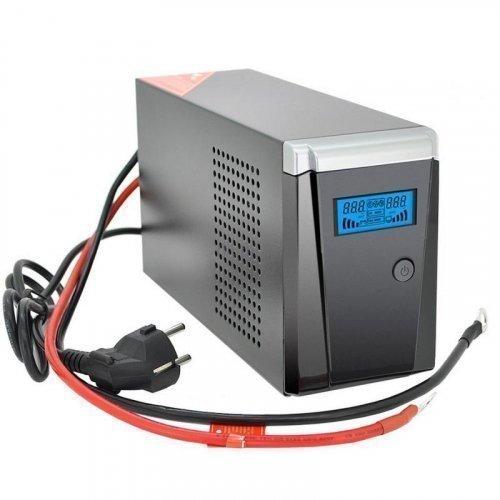 ИБП с правильной синусоидой RITAR RTSW-600 LCD (360Вт)