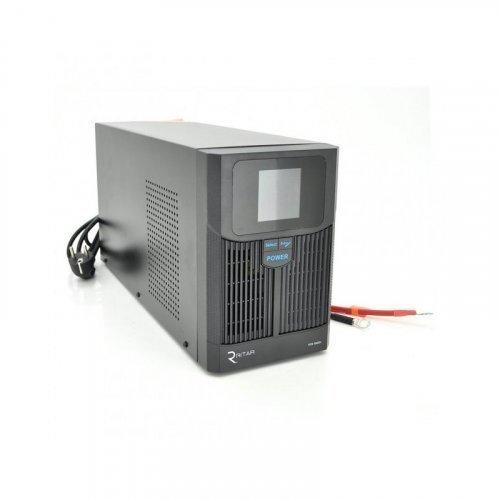 ИБП с правильной синусоидой RITAR RTSW-1500 LCD (1000Вт)